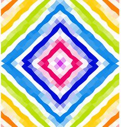 Seamless geometric pattern polygonal mosaic vector