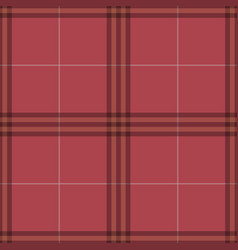Tartan royal stewart plaid seamless texture vector