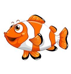 A nemo fish vector