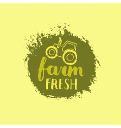 FarmFresh vector image