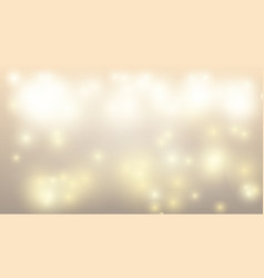 abstract bokeh background festive vector image