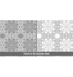Arab tiles seamless pattern vector