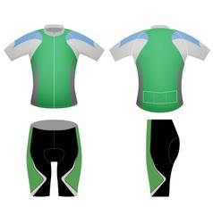 Cyclist uniform vector