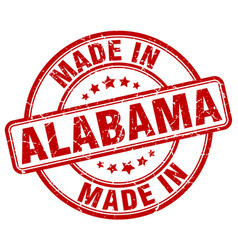 Made in alabama vector