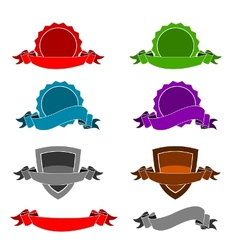 Icons - certificates vector
