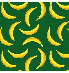 Pattern banana vector