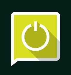 powerLongShadow vector image