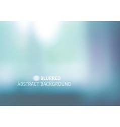 Blurred abstract vector