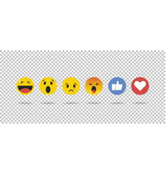 icon in flat style set icons collection vector image