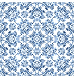 Christmas seamless repeating pattern vector