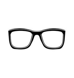 Eyeglasses accessory glasses vector