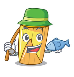 Fishing traditional mexican food dishes tamales vector