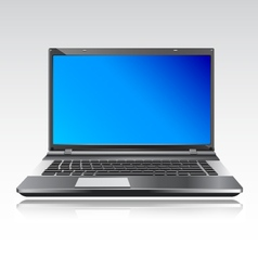 Lap Top computer vector