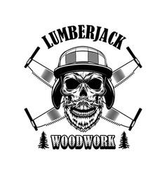 Woodsman vector