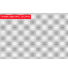 Simple checkered transparent background vector