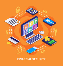 Financial security vector
