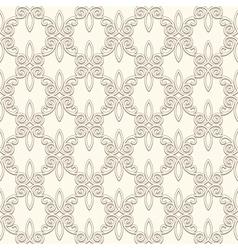 Vintage light pattern vector