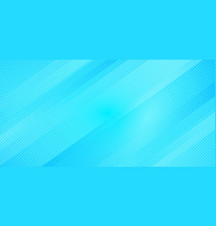 abstract blue gradient color oblique lines vector image