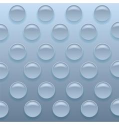 Blue Bubblewrap Background vector