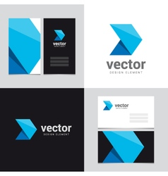 logo design element 23 vector image