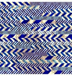 Nautical grunge pattern vector