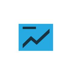 presentation colorful icon symbol premium quality vector image