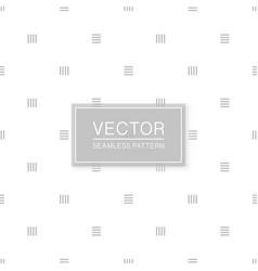 stylish seamless geometric pattern - simple vector image