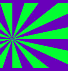 vibrant abstract green and violet background with vector image