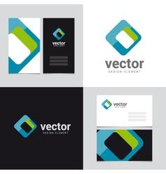 logo design element 26 vector image vector image