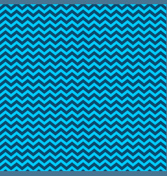 Abstract blue waves seamless pattern vector