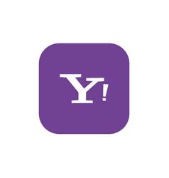 Astana kazakhstan -20 july 2020 yahoo icon yahoo vector