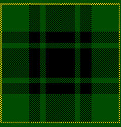 Clan macarthur scottish tartan plaid pattern vector