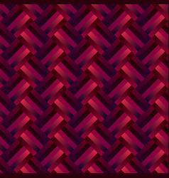 Gradient geometrical zig-zag stripe pattern vector
