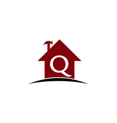 Real estate solution initial q vector