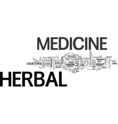 Why it s better for women to use herbal medicine vector