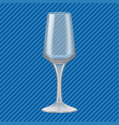 bardolino glass concept background realistic vector image