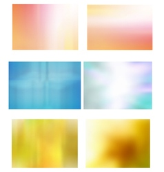 abstract blurred background 1 vector image