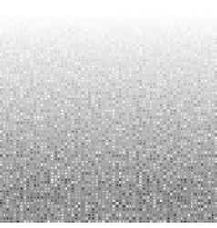 Abstract Grey Creative Pixel Technology Background vector image