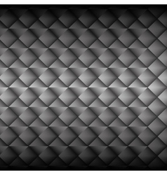 metallic panel background vector image