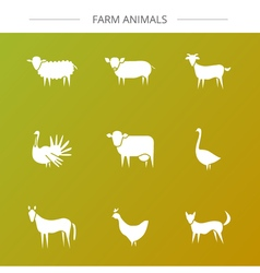 FarmAnimals2 vector image