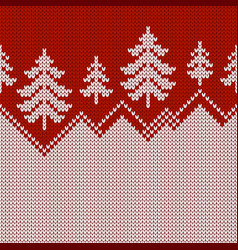 holiday traditional background with text place vector image