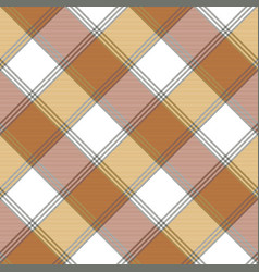 Ancient check plaid fabric texture seamless vector