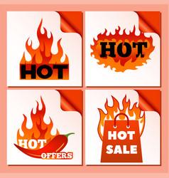 badges shop product hot sale best price vector image