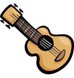 Guitar clip art cartoon vector