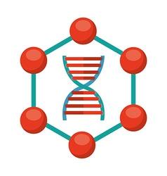 Laboratory icon vector
