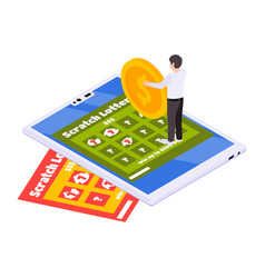 Lottery vector