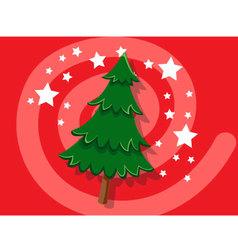 Christmas tree icon christmas vector