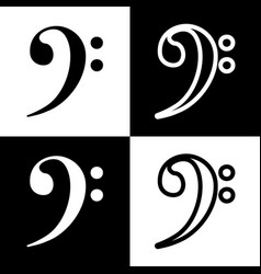 cube sign black and white vector image vector image