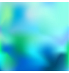 blue and green shiny mesh background vector image
