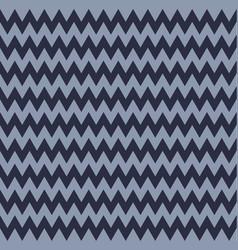 pattern in zigzag classic chevron vector image